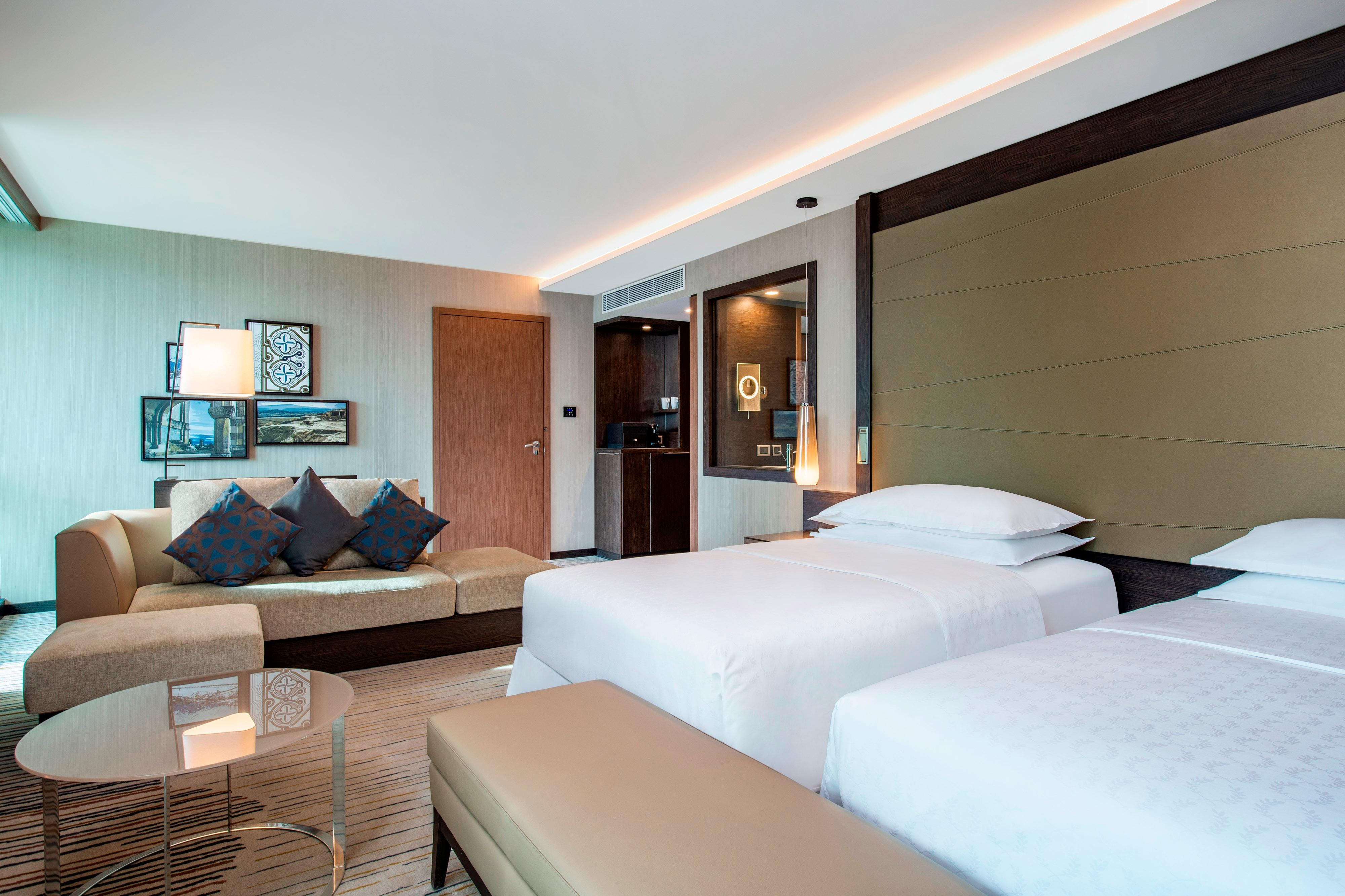 Chambre Club avec deux lits jumeaux