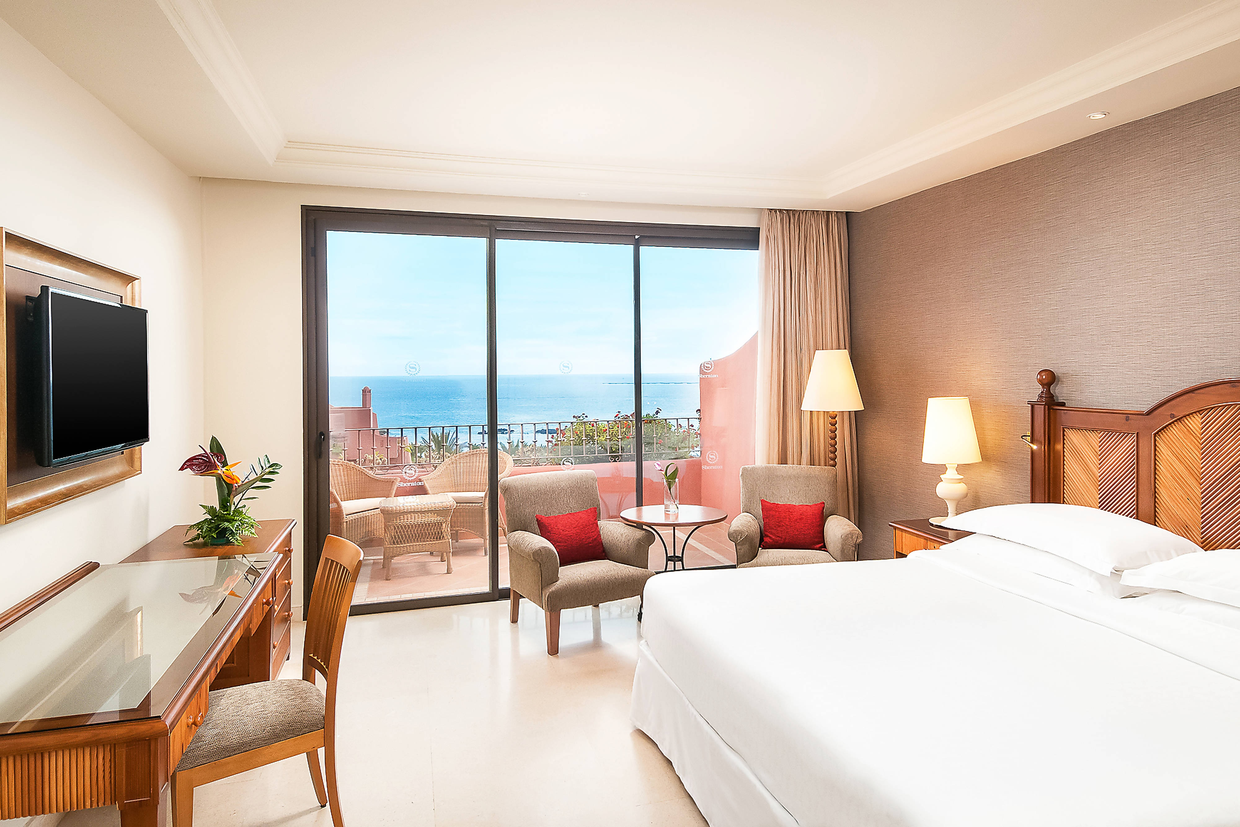 King Guest Room - Sea View