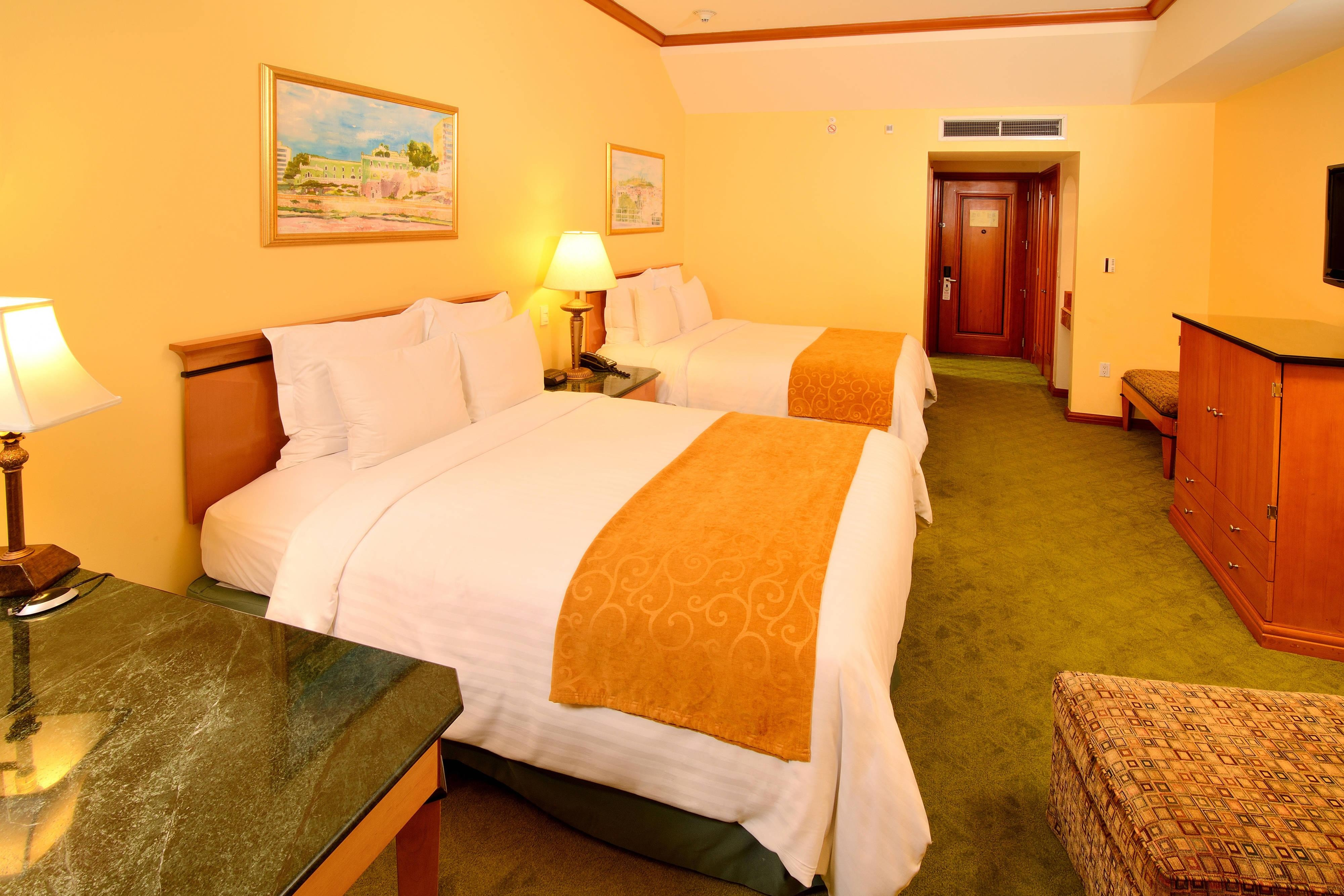 Soundproof Guest Rooms in Tegucigalpa