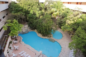 Tuxtla hotel with outdoor pool