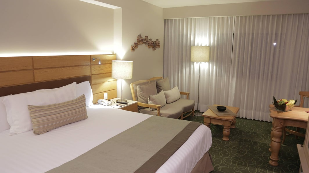 Habitación del hotel en Tuxtla Gutiérrez, Chiapas
