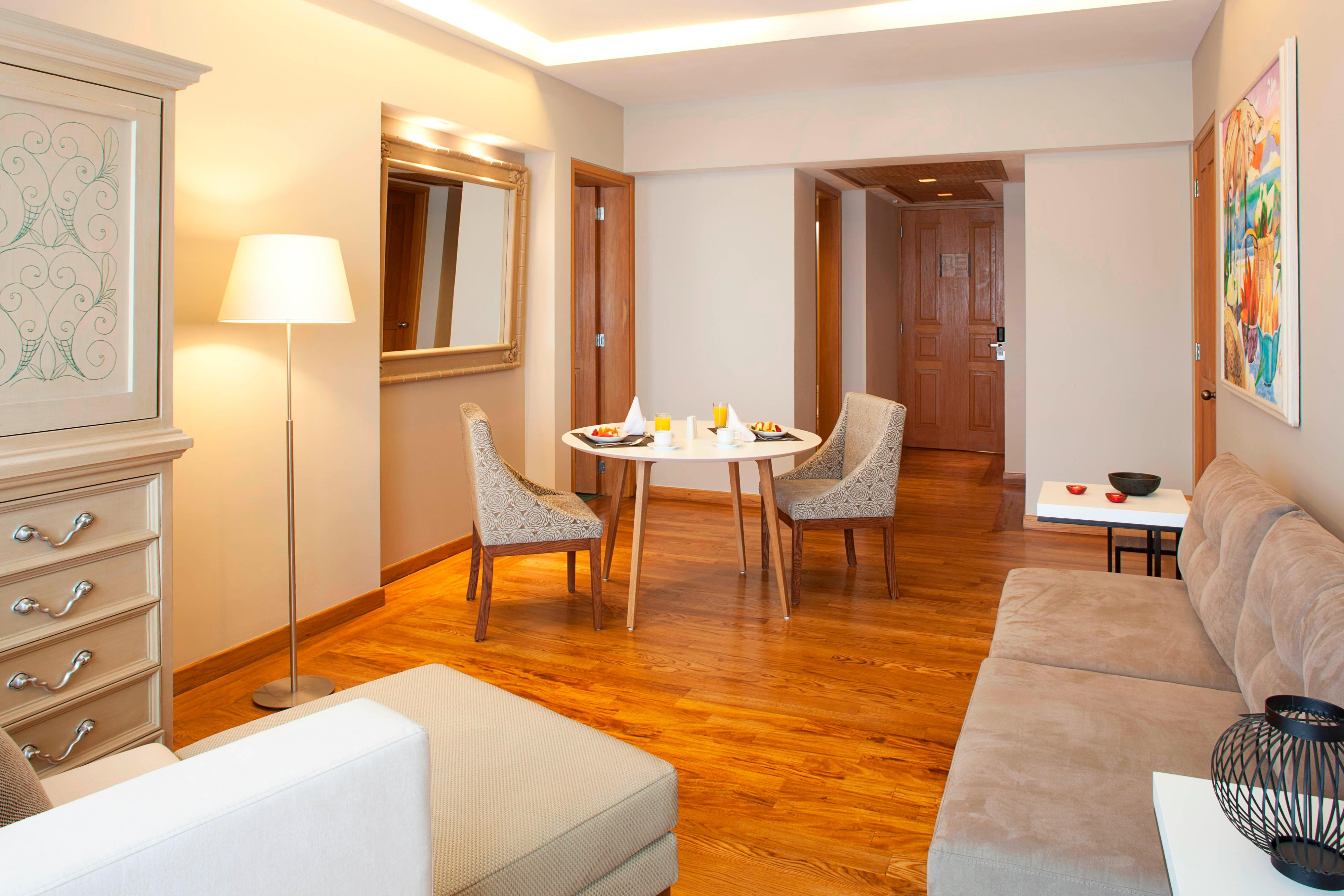 Suite Governor – Sala de estar