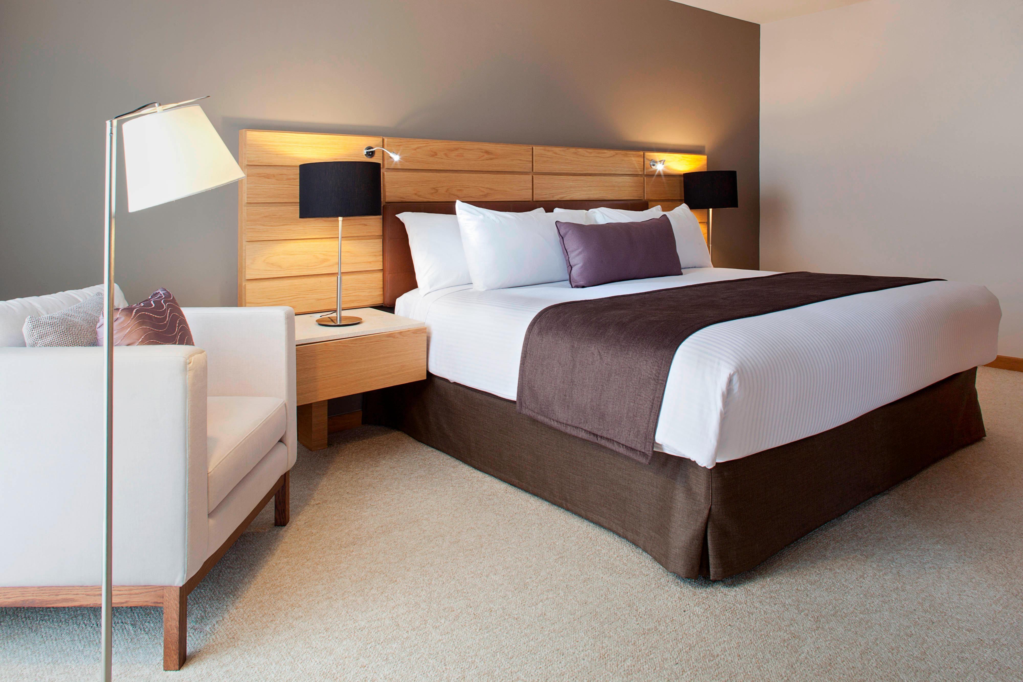 Suite Presidencial - Dormitorio