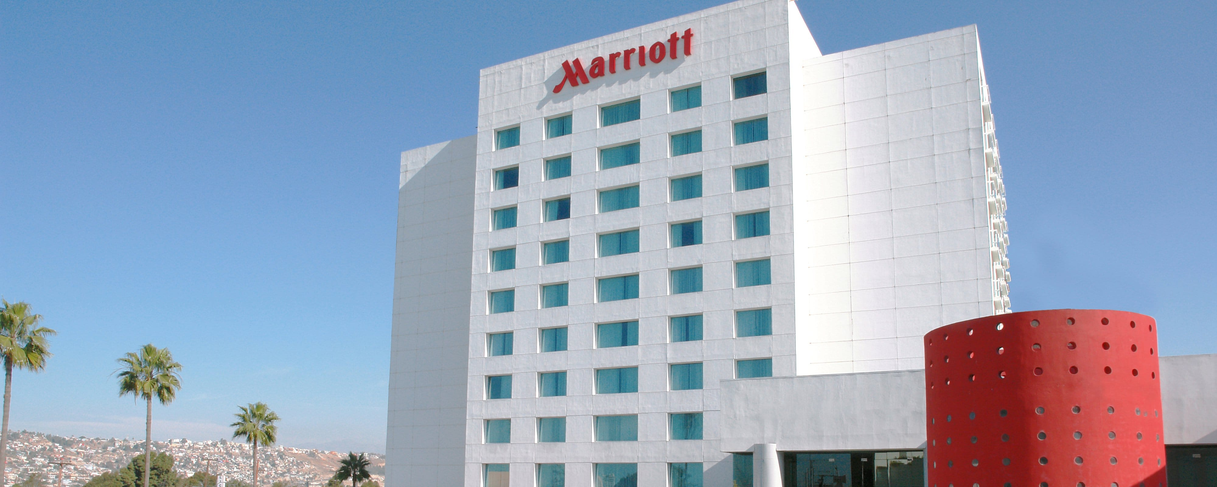 Tijuana Marriott Hotel