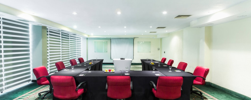 Hotel Toluca Conference Room