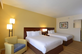 Guest Rooms in Toluca