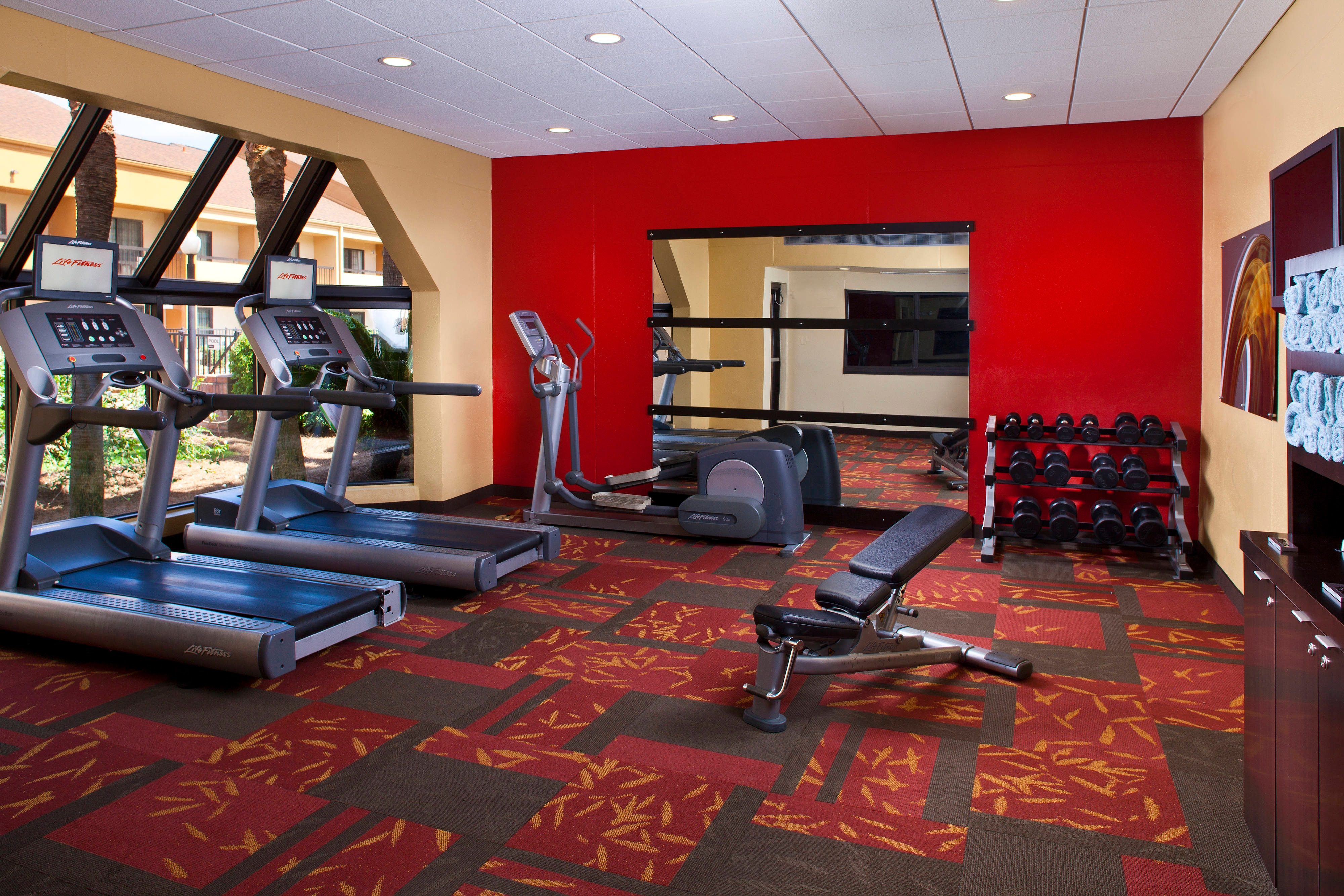 Tallahassee Hotel Fitness Center