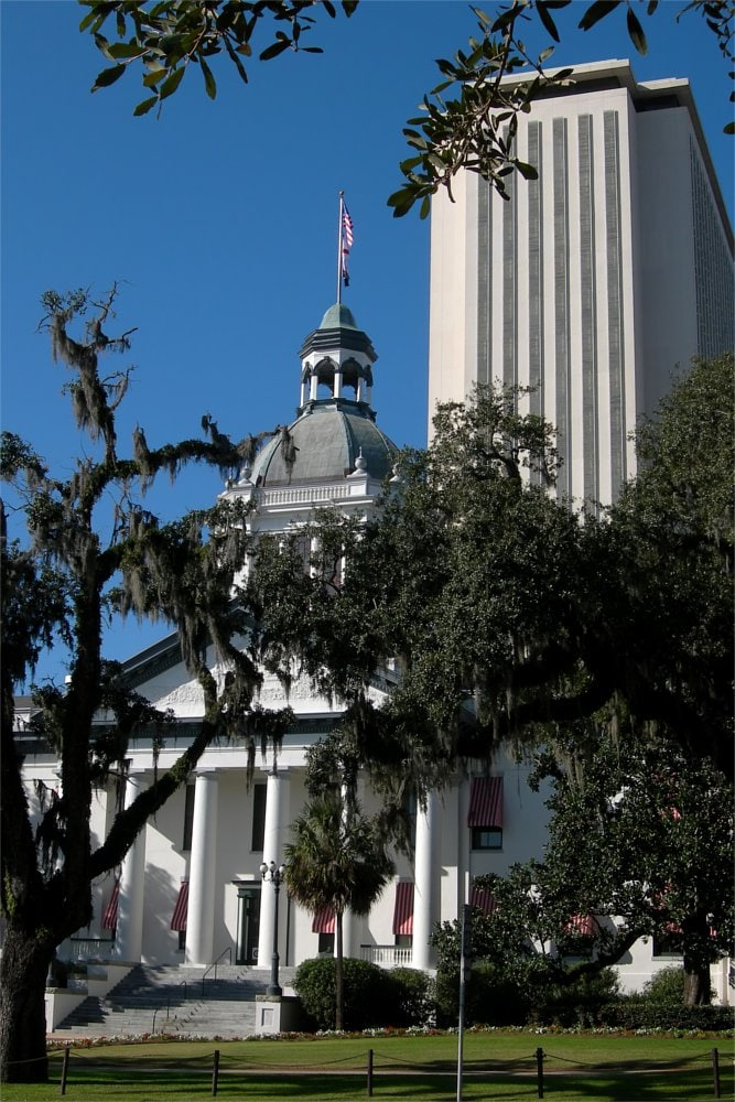 Florida State Capitol Complex Hotels