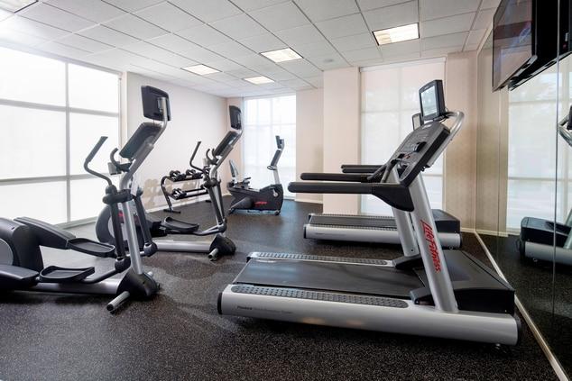 Fitness Center at FSU Hotel
