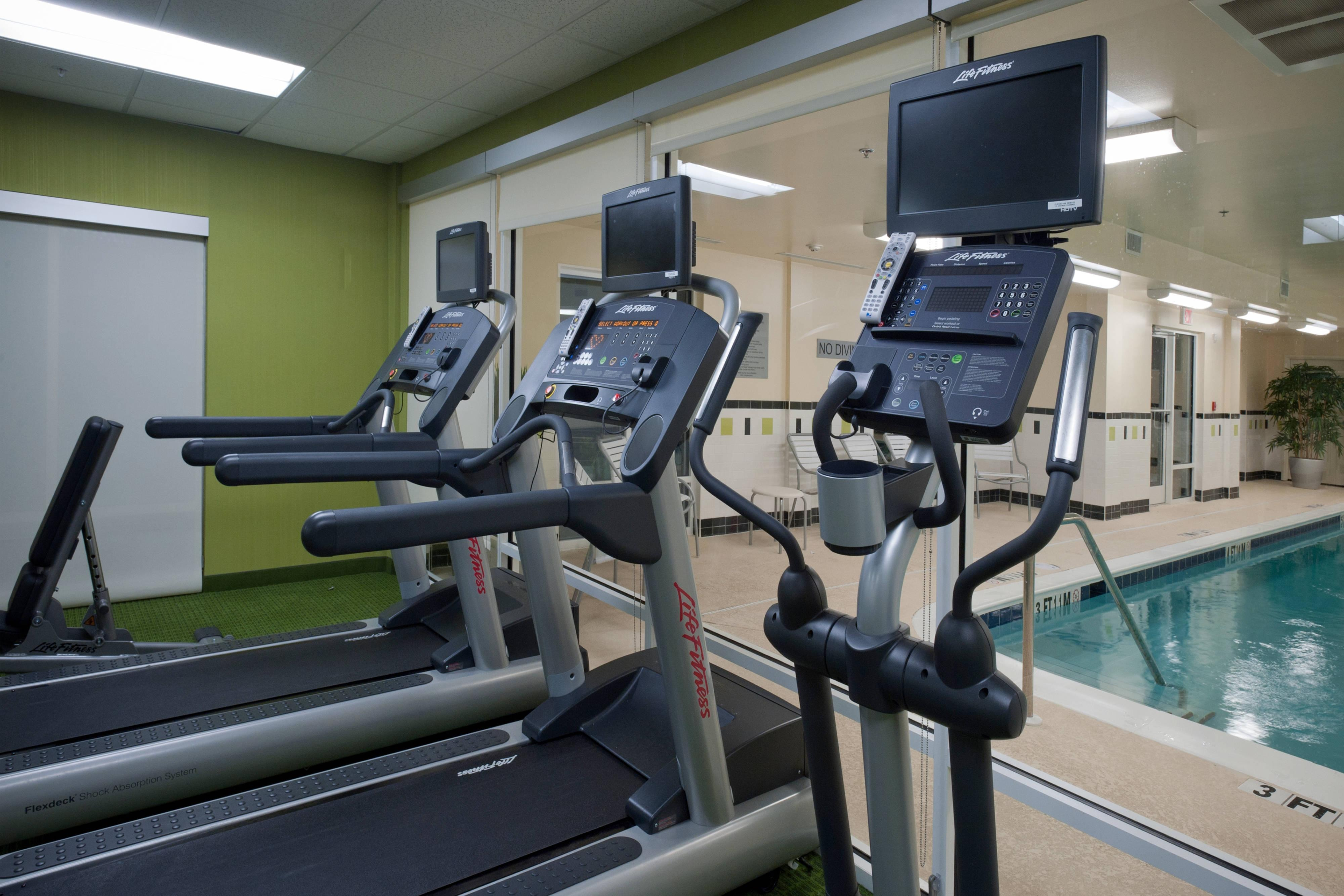 Fitness Center - Tallahassee, FL hotel