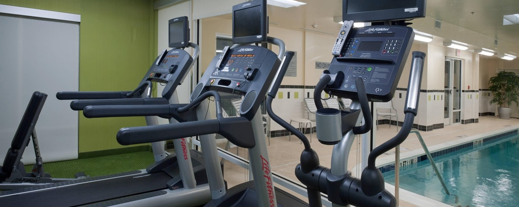 Fitness Center - Hotel in Tallahassee, FL