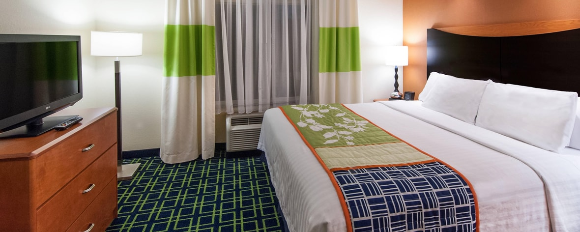 King Guest Room - Tallahassee hotel