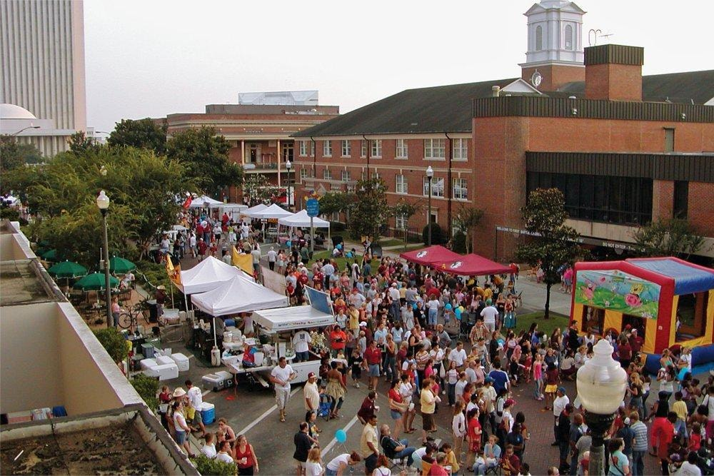 Downtown Annual Events