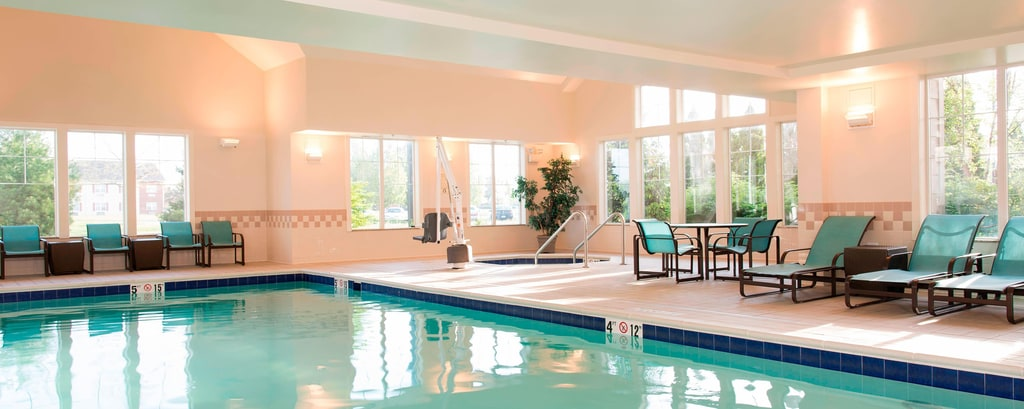 Residence Inn Toledo Maumee Indoor Pool