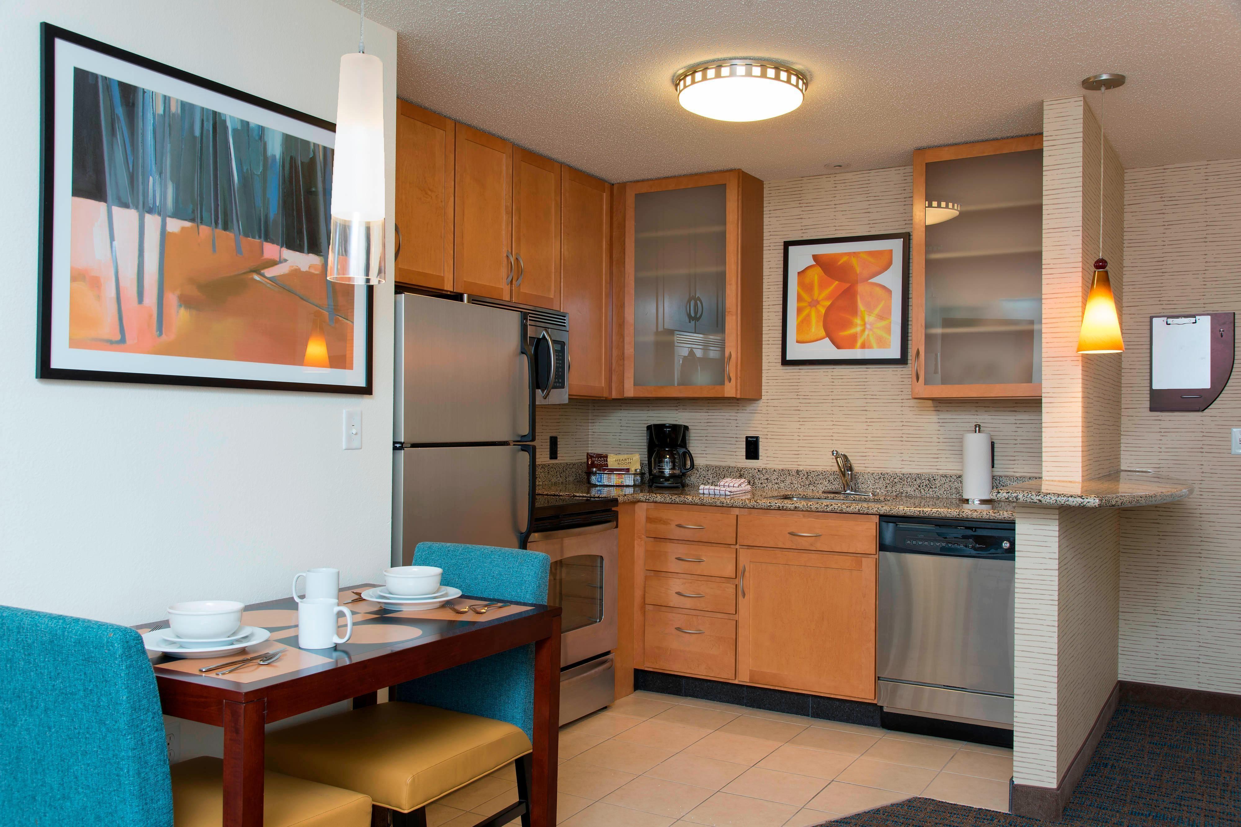 Suite mit einem Schlafzimmer und Küche