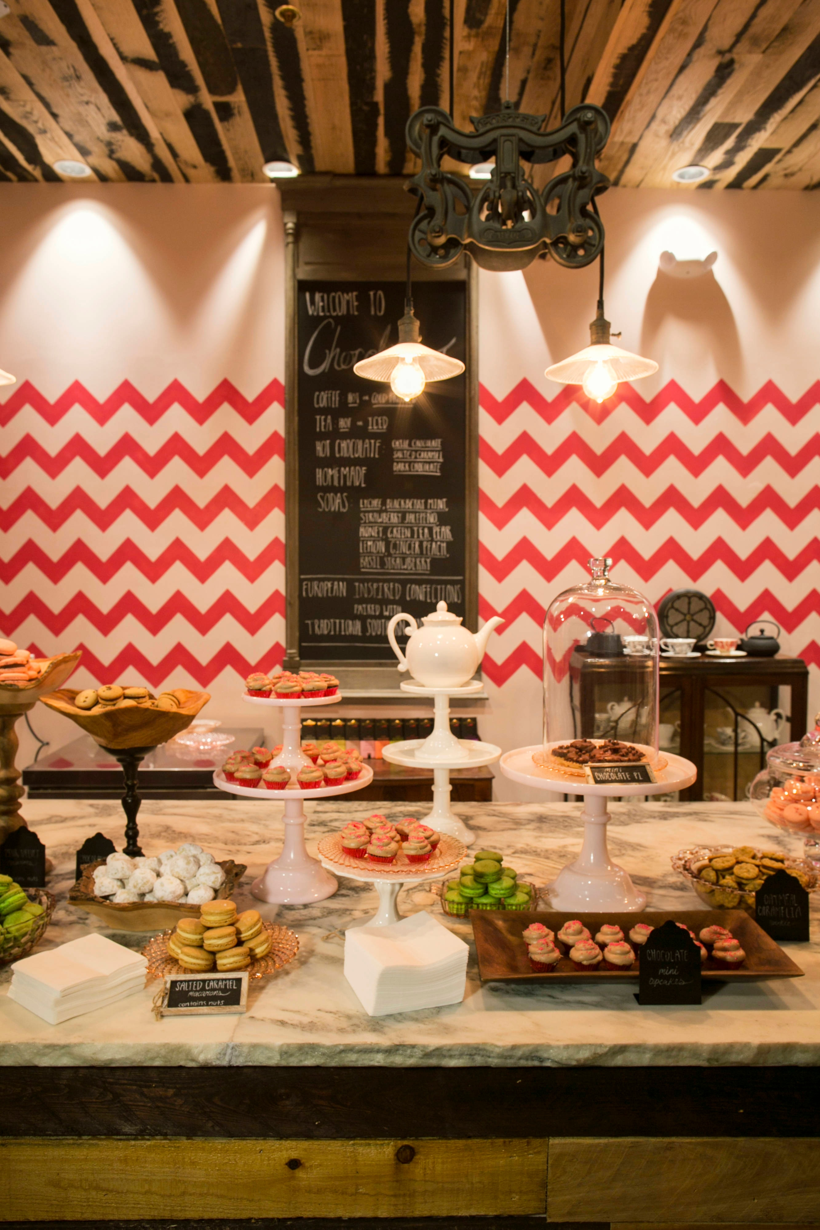 Chocolate Pi – Dessert Bar