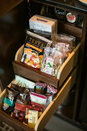 In-Room Artisan Pantry