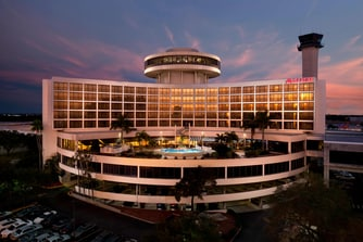 Hotel Views Tampa Airport Marriott Exterior