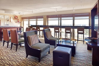 Tampa Airport Marriott Concierge Lounge