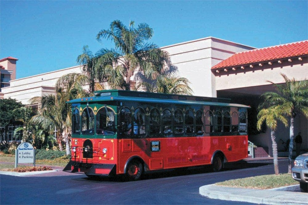 Clearwater Jolley Trolley Transportation