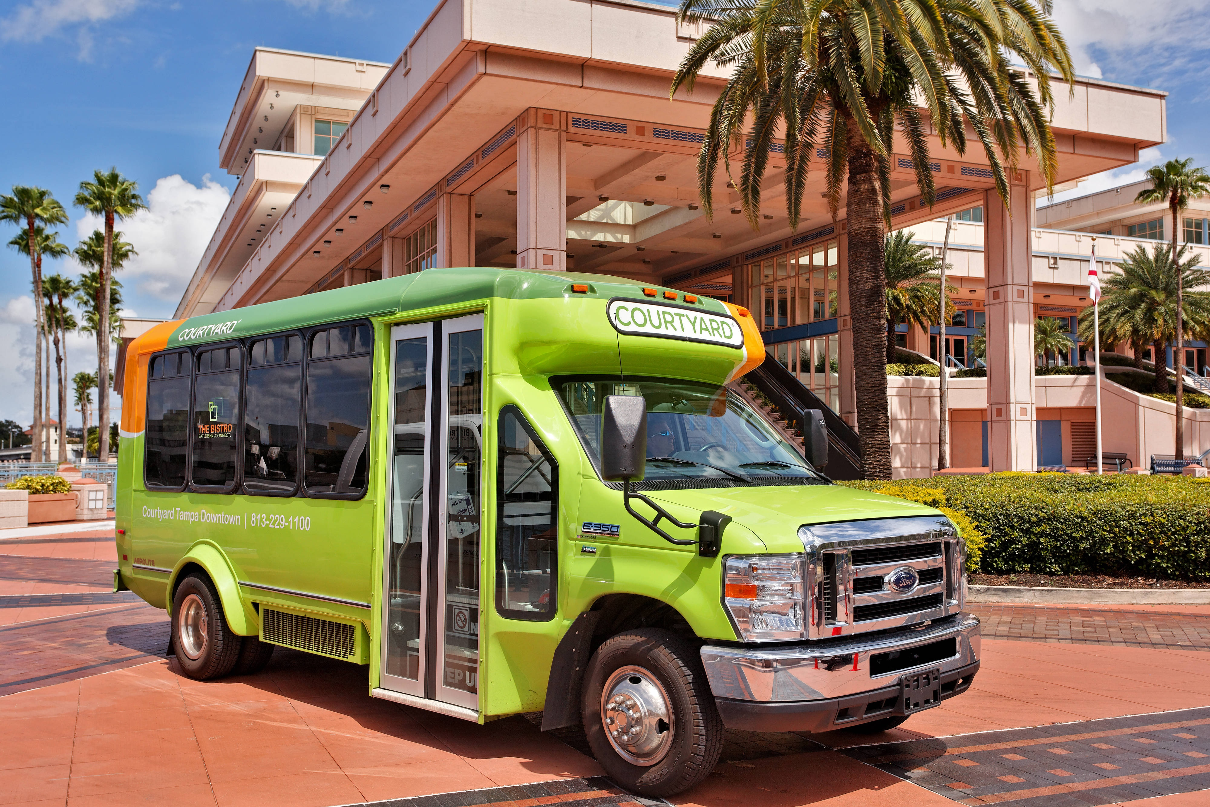 Free Shuttle Service Downtown Tampa