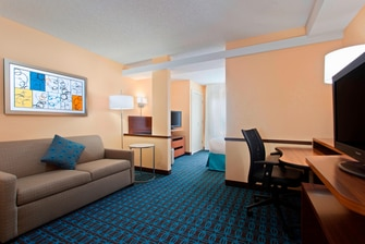 Brandon FL Hotel Suite