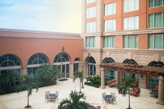 Hotel in Tampa