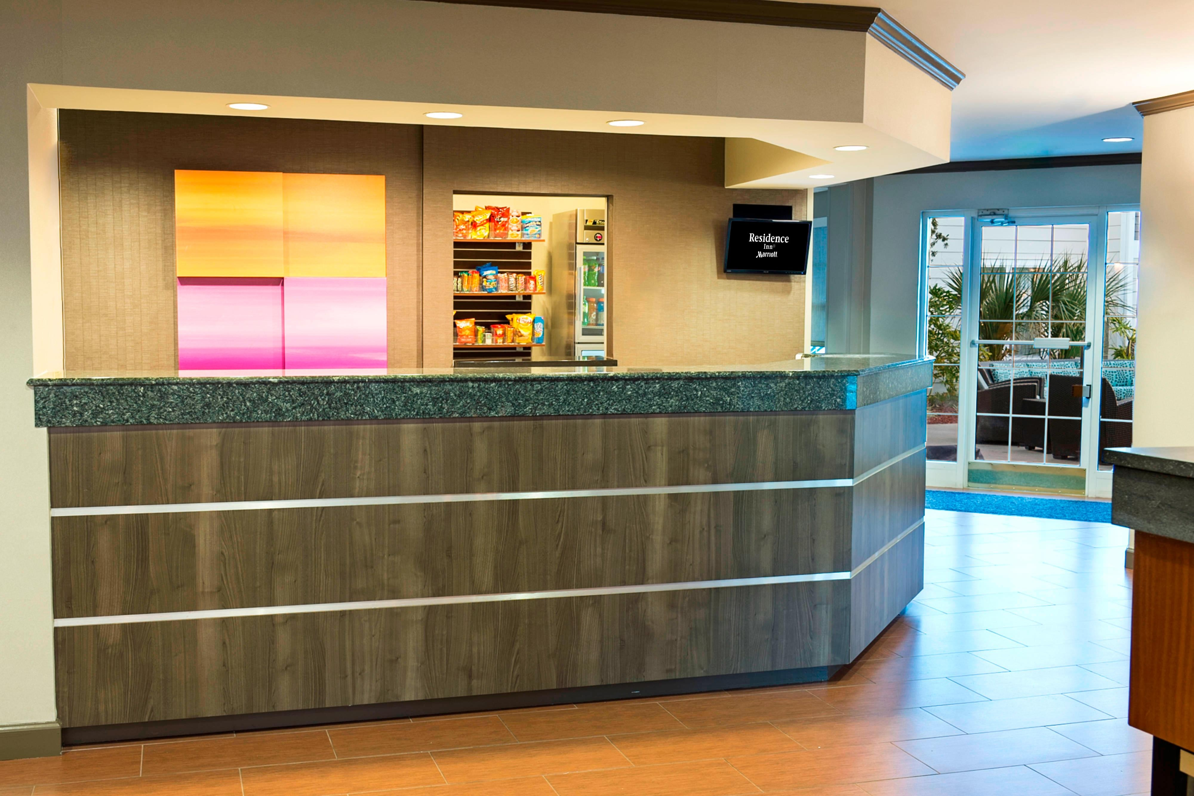 Residence Inn Lakeland welcome