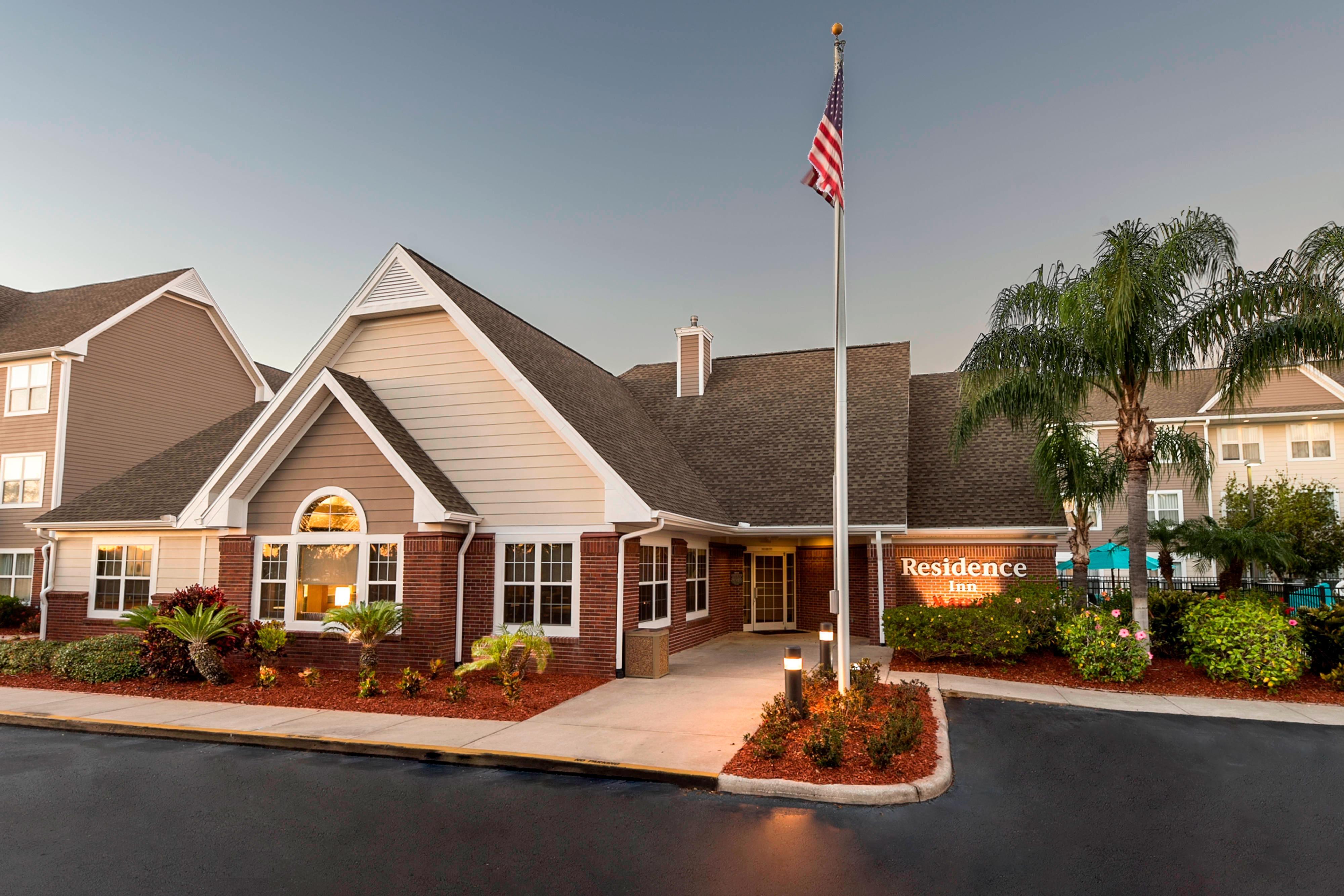 Residence Inn Lakeland welcome
