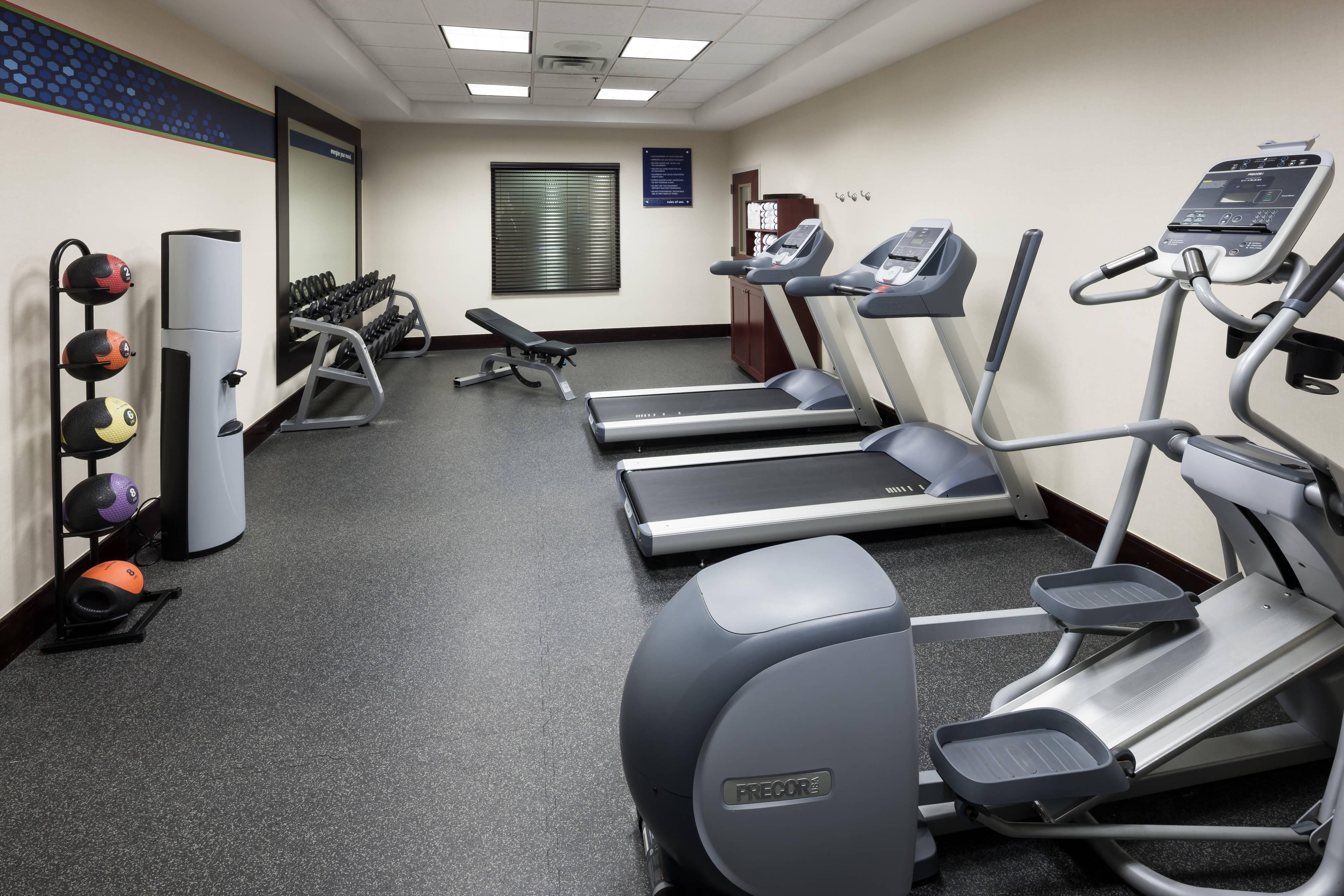 Residence Inn Lakeland cardio equipment