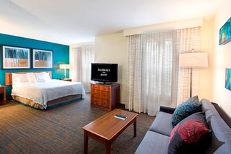 Residence Inn Lakeland Studio Suite