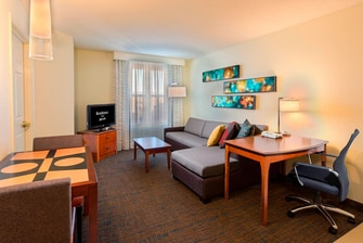 Residence Inn Lakeland one-bedroom