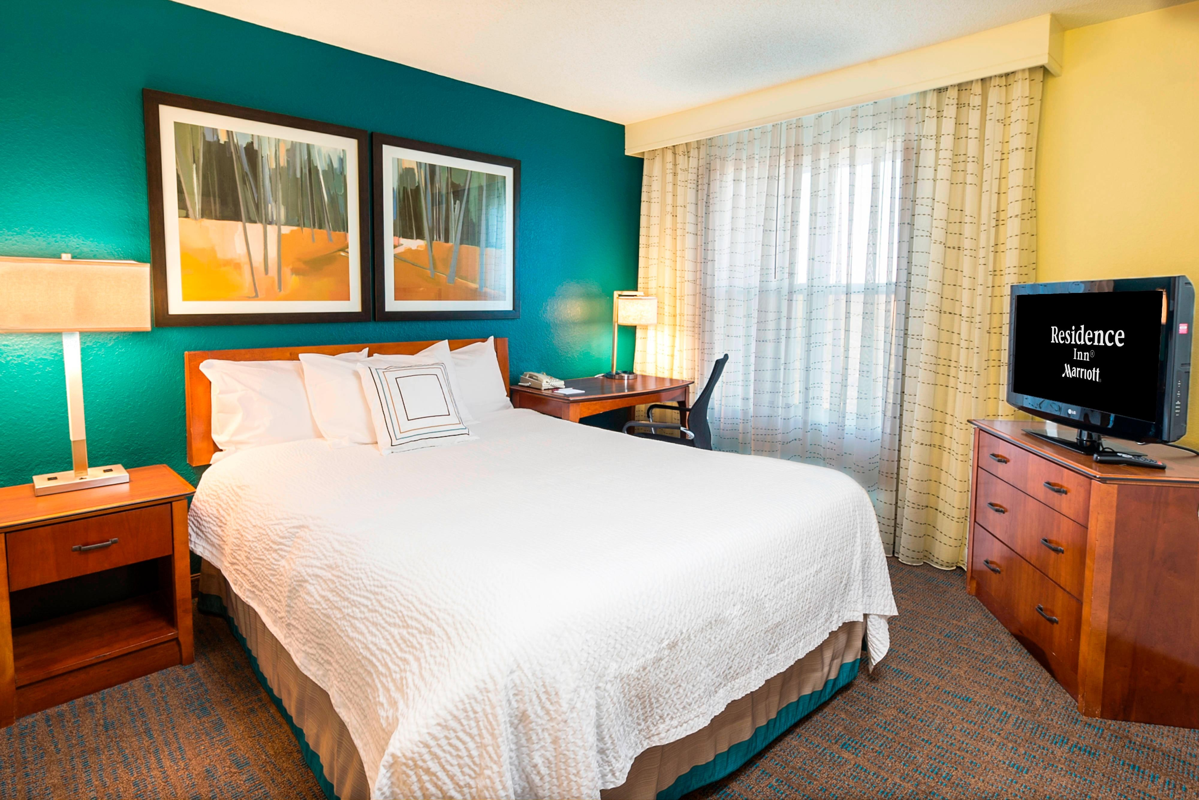 Residence Inn Lakeland two-bedroom