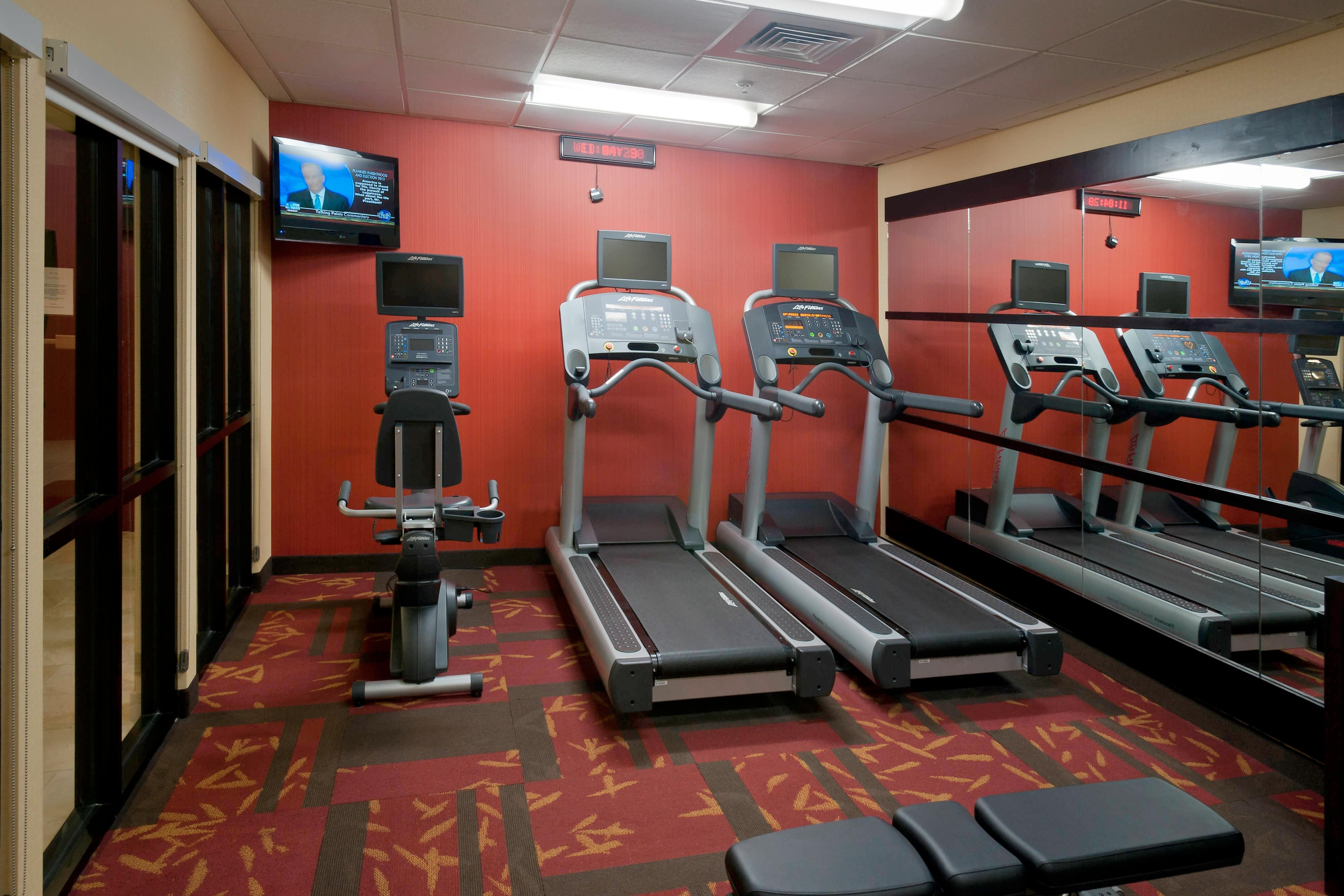 Fitness Center - Lakeland FL hotels
