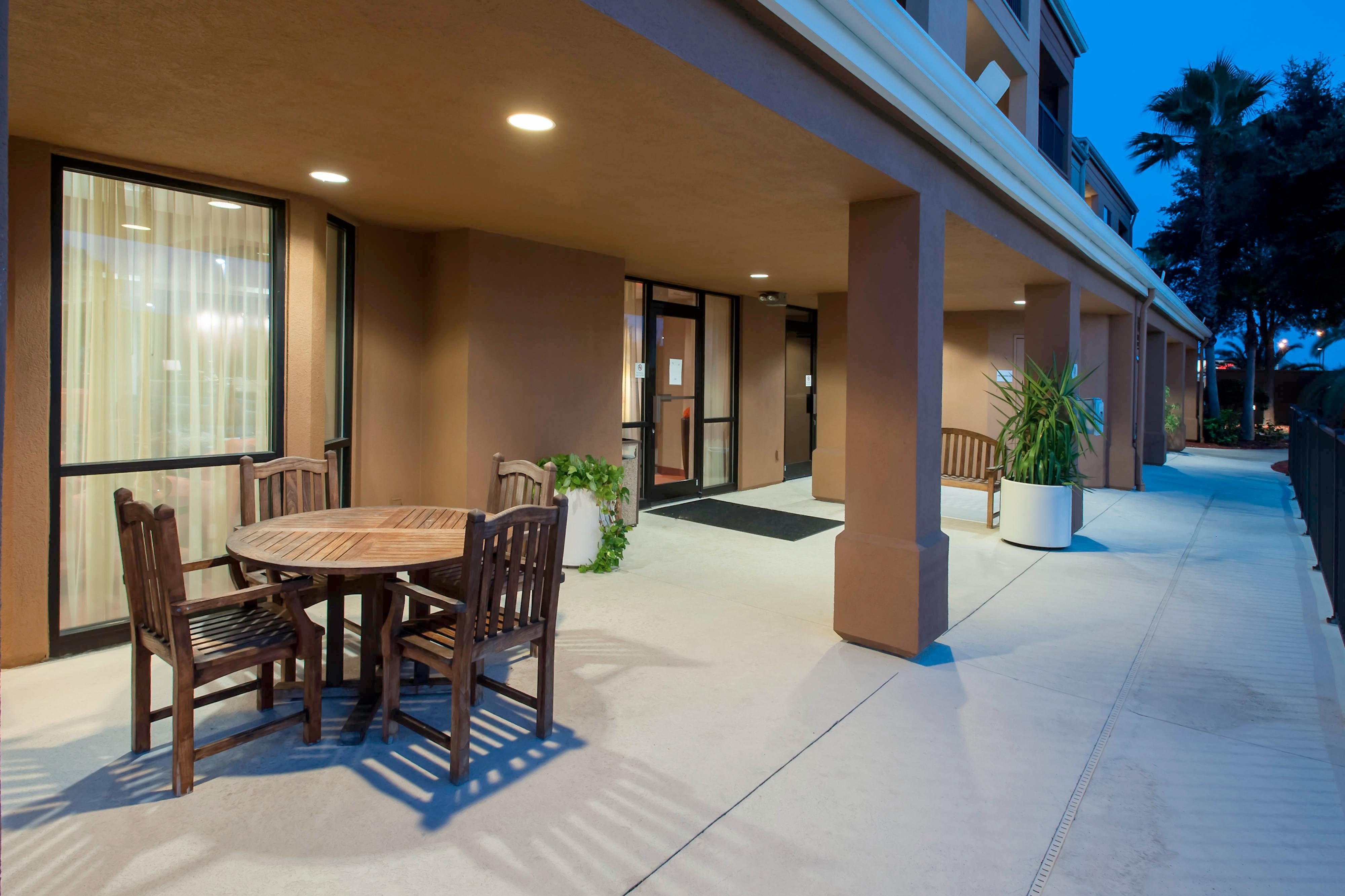 Hotel Terrace - Lakeland FL hotels