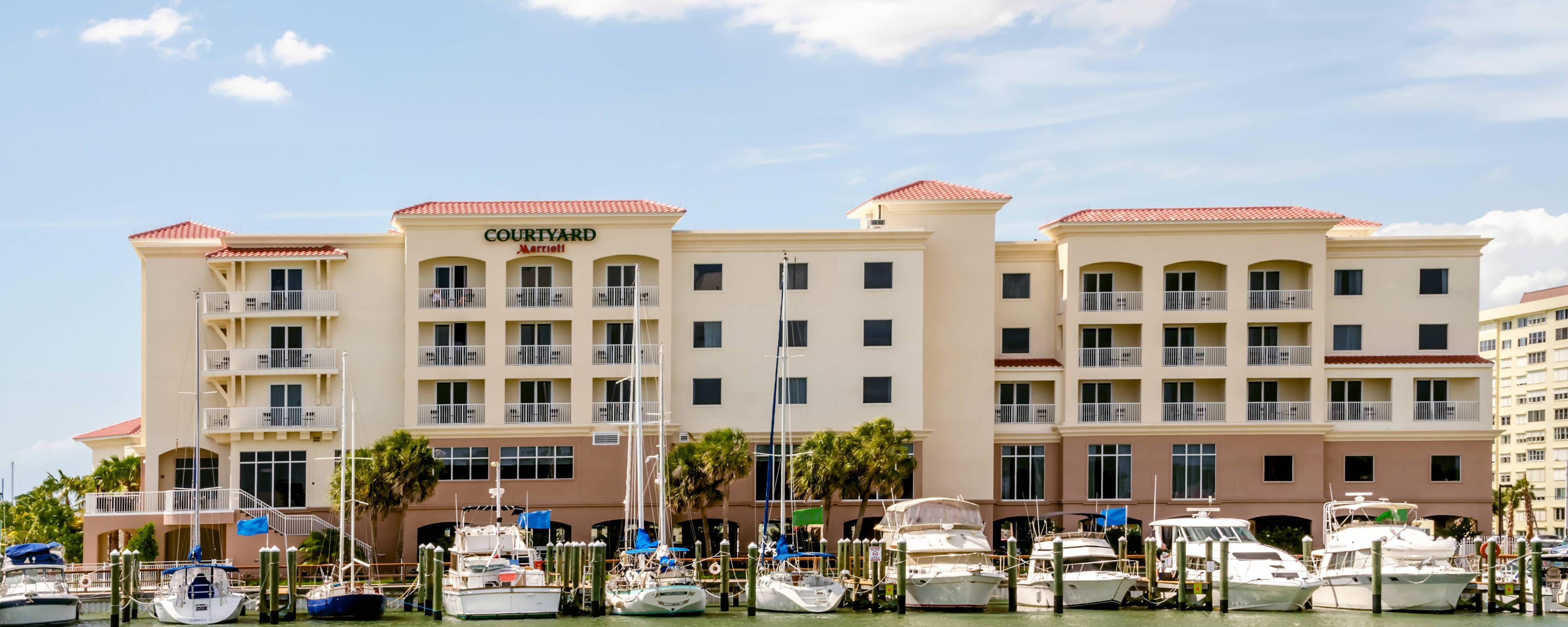 Madeira Beach Hotels with Free Parking | Courtyard St  Petersburg