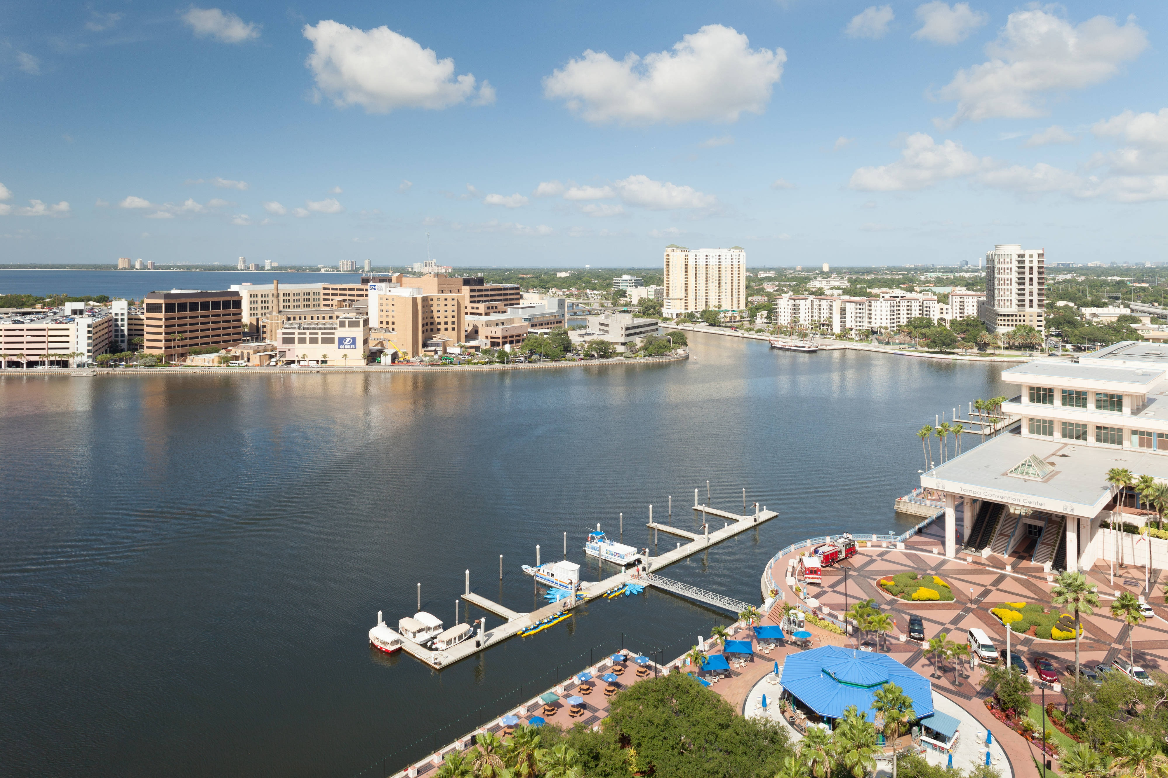 Hotels Near Channelside Tampa
