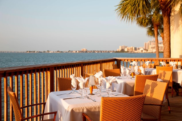 Clearwater Waterfront Dining