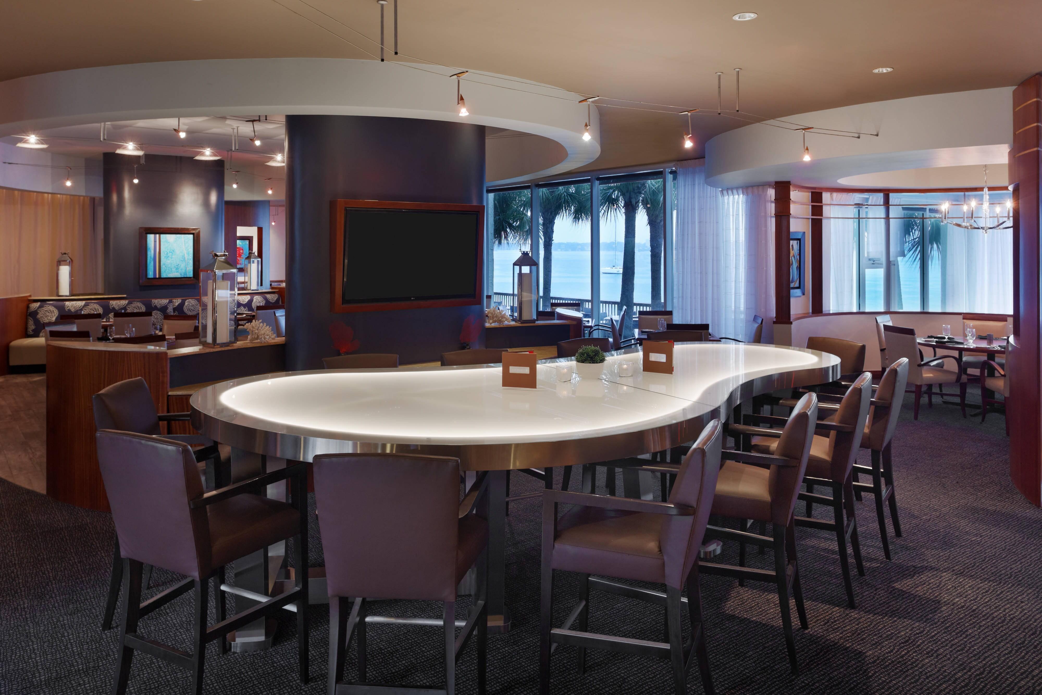 Clearwater Beach Marriott Hotel Restaurant