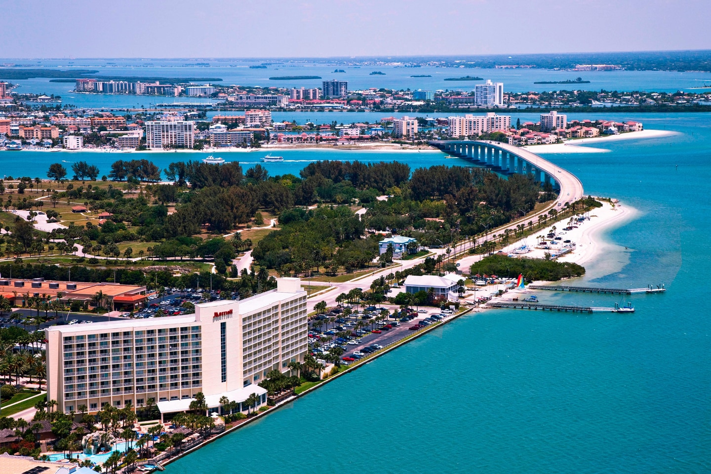 Clearwater Beach Marriott Resort