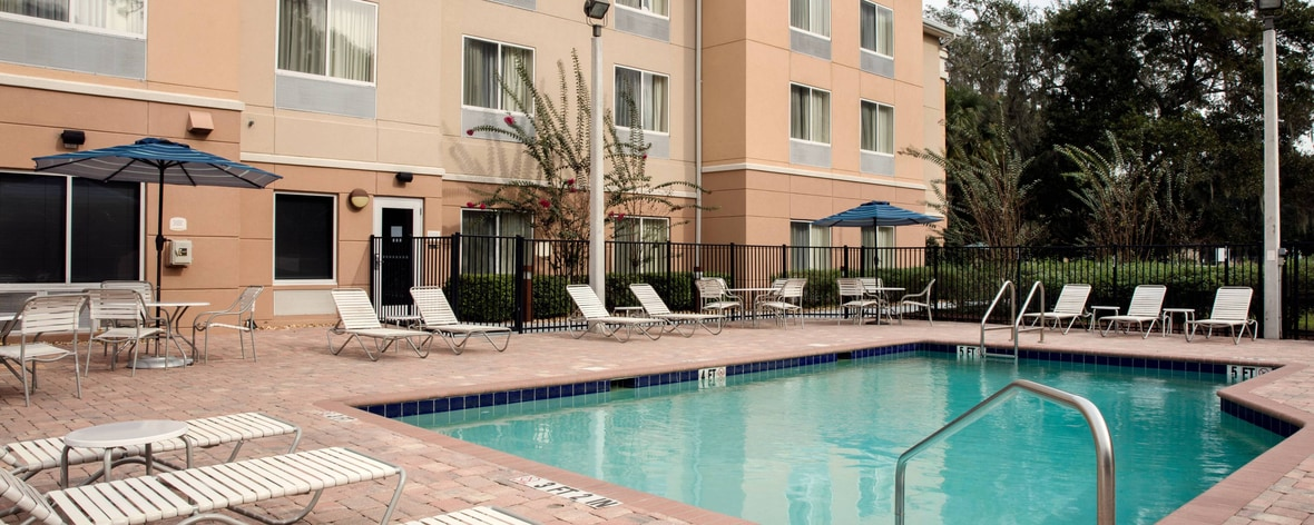 Outdoor Hotel Pools Lakeland Plant City