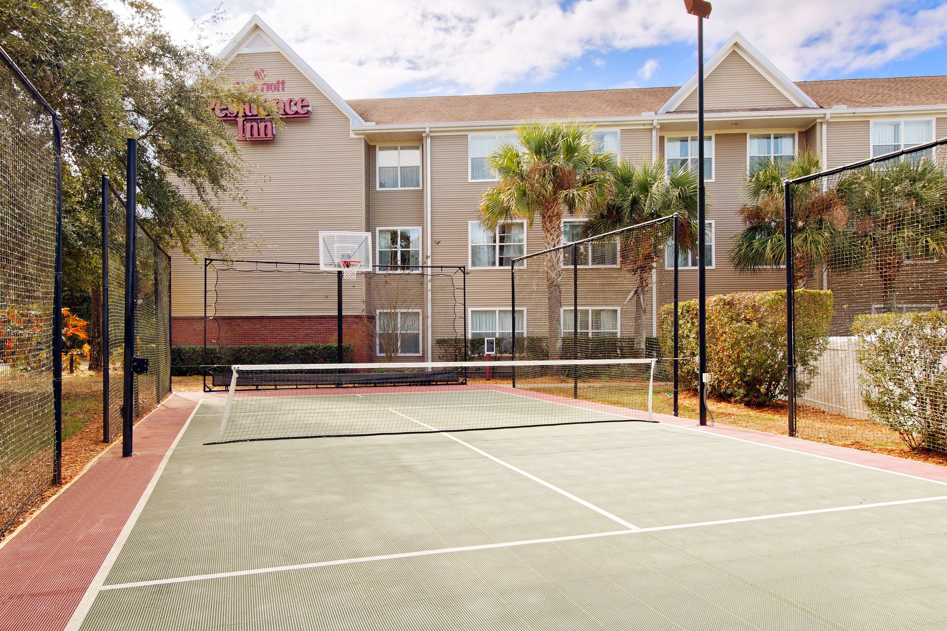 Residence Inn Tampa North Sport Court