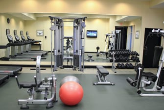 Clearwater Marriott Fitness Center