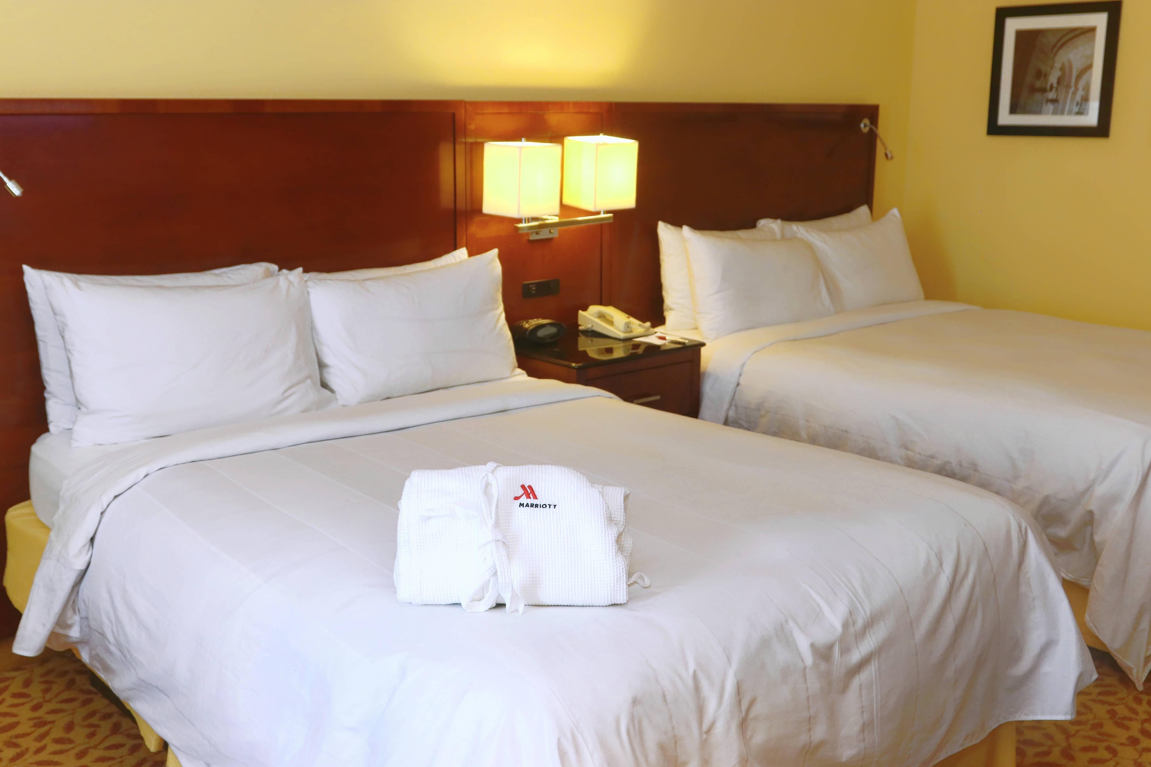Concierge Queen/Queen Guest Room