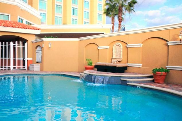 St. Petersburg Marriott Outdoor Pool