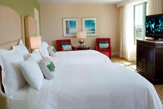 St. Pete Hotel Rooms