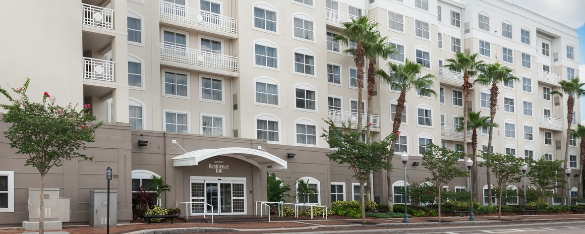 extended stay hotels tampa fl residence inn tampa downtown. Black Bedroom Furniture Sets. Home Design Ideas