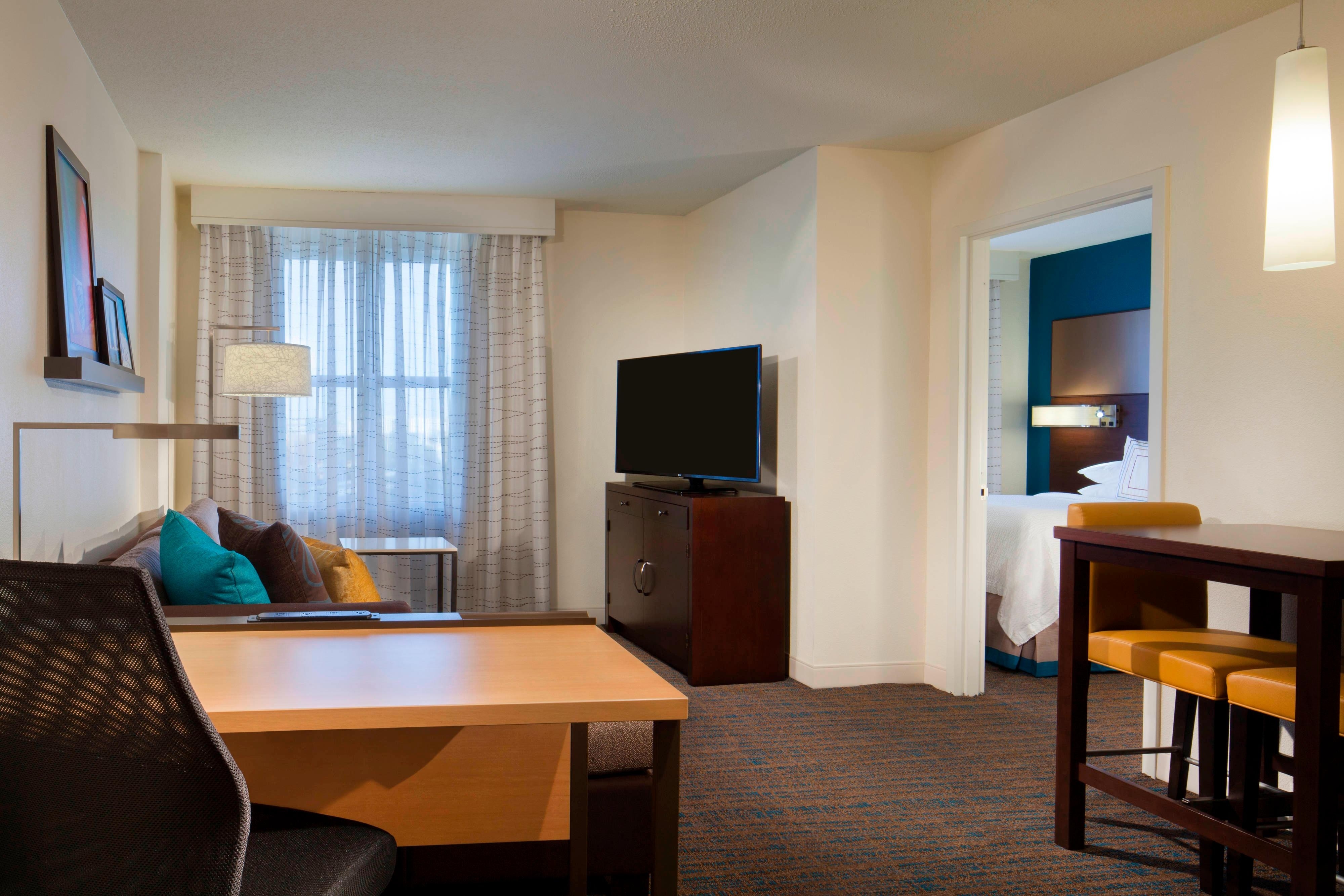 Hotel Suites In Tampa Fl Residence Inn Tampa Downtown