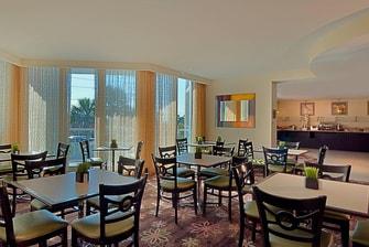 St. Petersburg Hotel Free Breakfast