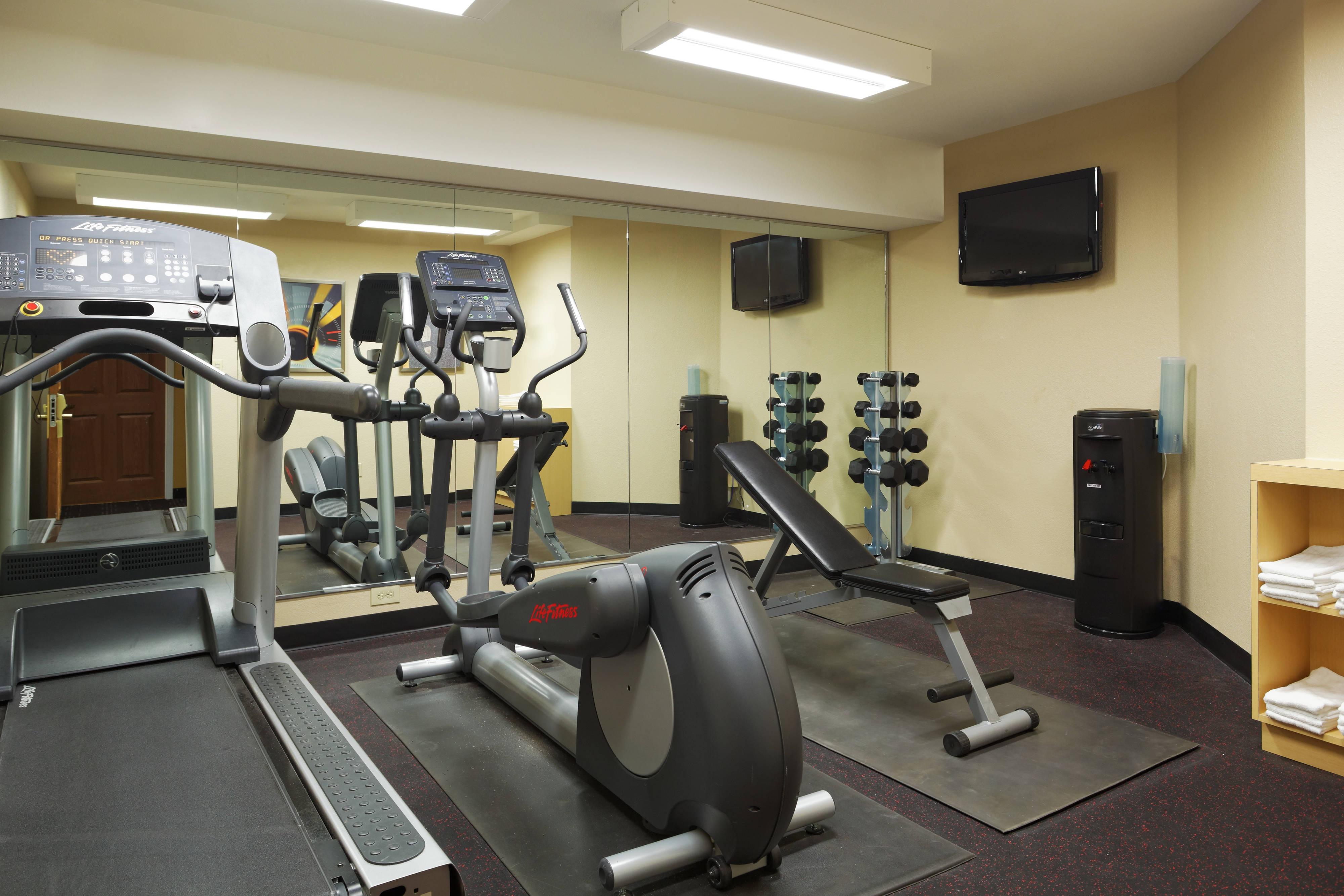 tampa hotel fitness center